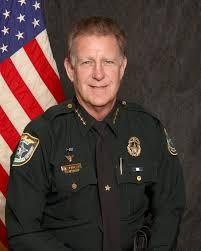 Great Communicator Award Winner Volusia County Sheriff Ben F. Johnson