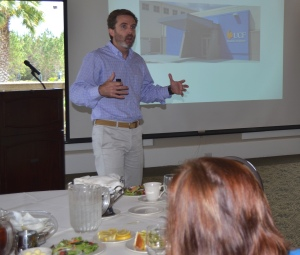 On March 17, local expert Lou Paris discusses the entrepreneurial movement at the FPRA event.