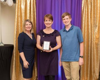 Vickie Pleus Image Award