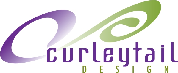 A Curley Tail LOGO